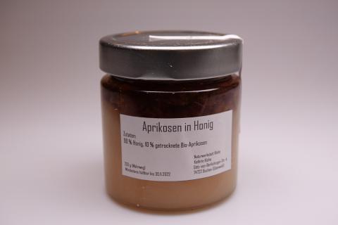 Honigkreation - Honig mit getrockneter Aprikose