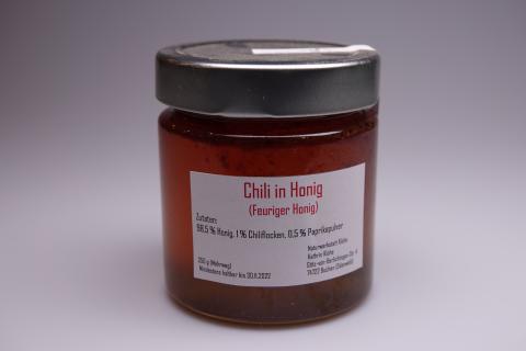 Honigkreation - Honig mit Chili