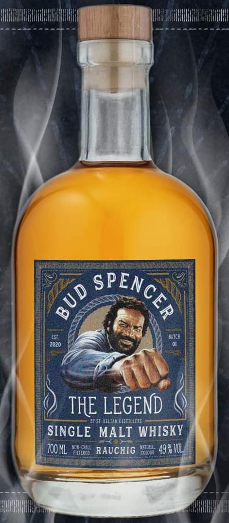 Bud Spencer Whisky – The Legend – rauchig