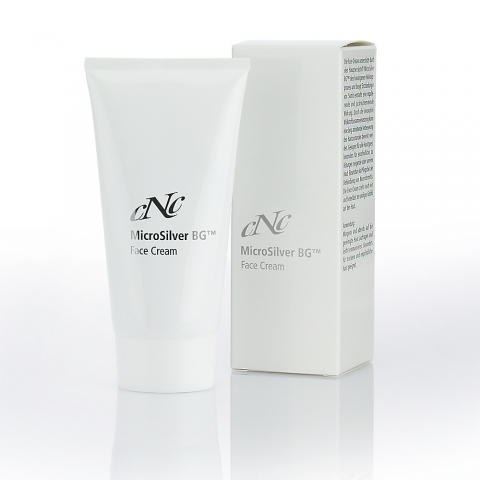 CNC MicroSilver BG face cream 50 ml