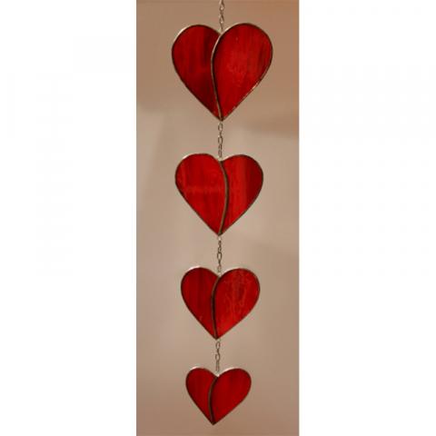 Herz 4er-Kette