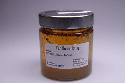 Honigkreation - Honig mit Vanille