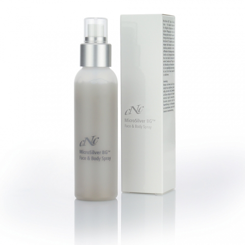 CNC MicroSilver BG face&bodyspray 100 ml