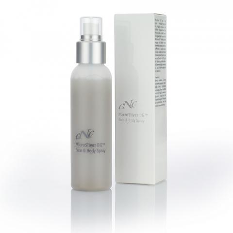 CNC MicroSilver BG face&bodyspray 100 ml
