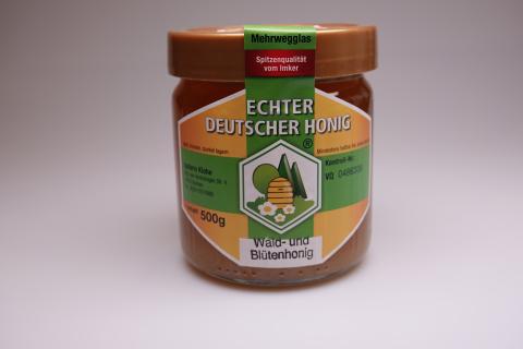 """Honig """"Wald- und Blütenhonig"""""""