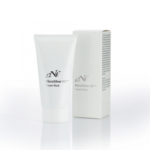CNC MicroSilver BG Cream Mask 50 ml