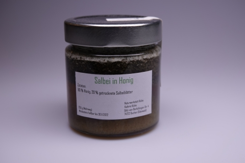 Honigkreation - Honig mit Salbei