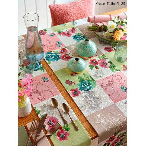 Tischband Romance