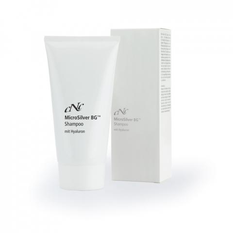 CNC MicroSilver BG Shampoo mit Hyaluron 200 ml