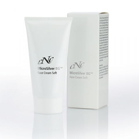 CNC MicroSilver BG face cream soft 50 ml