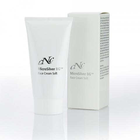 CNC MicroSilver BG face cream soft 50 ml