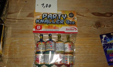 Partyknaller 8er Pack Sonderpreis