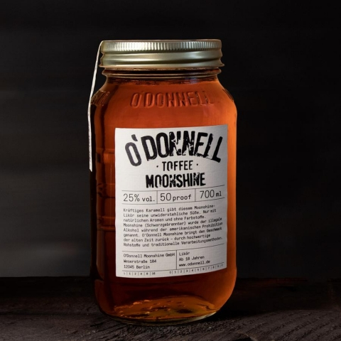 O'Donnell Toffee
