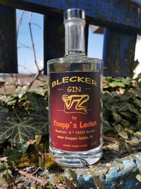 Blecker Gin